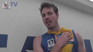 Round 15 Post-match Interview - Ayce Cordy
