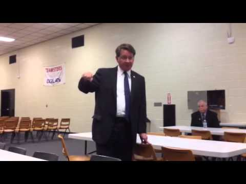 Senate Candidate Gary Peters