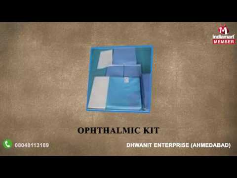 Ophthalmics Instruments And Eye Drapes by Dhwanit Enterprise, Ahmedabad