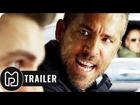 SIX UNDERGROUND Trailer Deutsch German UT (2019) Netflix Film