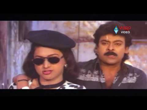 Chiranjeevi And Roja Comedy Scenes - 2017