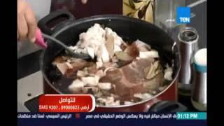 مطبخ تن|  طريقة عمل البيف مع الشيف محمد فوزي