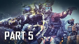 Titanfall 2 Walkthrough Part 5 - Time Splitters (PC Ultra Let