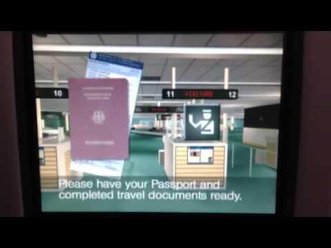 Lufthansa Ankunftsinformation Orlando