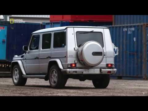 На100ящий тюнинг суперкаров Мерседес Гелендваген Mercedes Benz G 55 AMG