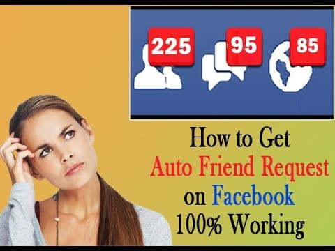 How to Increase Auto Friends Request on Facebook in 5 Minutes!!! | How to get unlimited Friend Reque