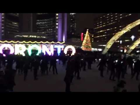 #PeriNYE @Periscoperally #NathanPhillipsSquare #Toronto #New