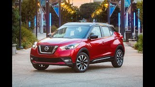 2018 Nissan Kicks Design Features Technical Specifications Overview
