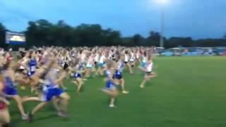 Brooks Twilight Varsity Girls Start 2012 Thumbnail