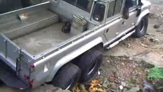 land rover defender 6x6 sri lanka