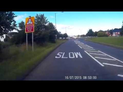 Slow TV - Ferryhill to South Lakes Zoo - Full