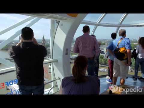 London Eye Vacation Travel Guide