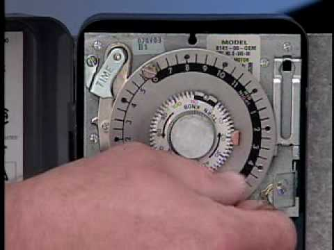 hqdefault how to set defrost timer on your true freezer youtube commercial defrost timer wiring diagram at n-0.co