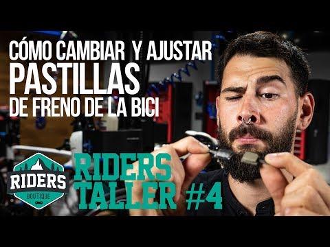 Riders Taller #4. Cómo Cambiar Y Ajustar Pastillas De Freno De La Bici