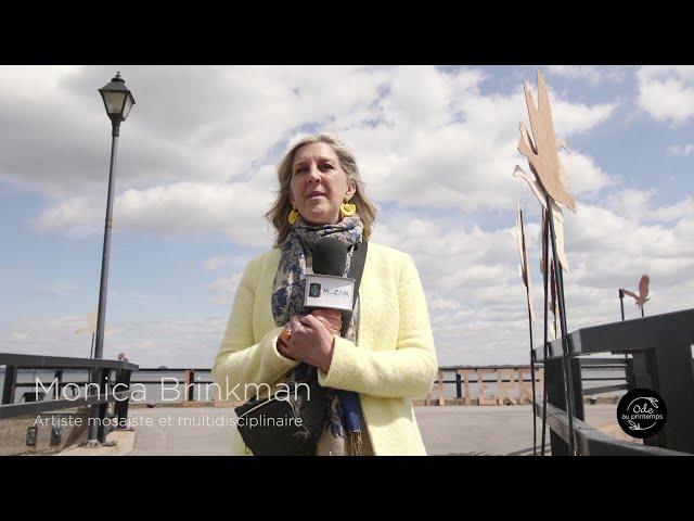 ODE AU PRINTEMPS | Monica Brinkman et Jean-Noël Bilodeau