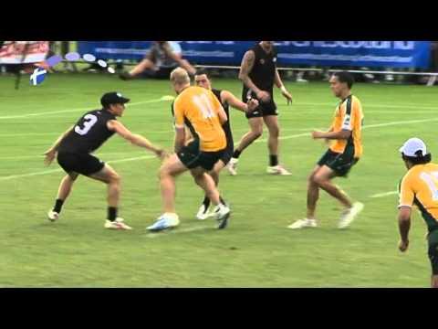 Touch World Cup 2011 - Mens Open Final - New Zealand vs. Australia