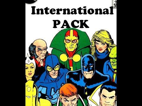 Los 3 Cabiados - International Pack