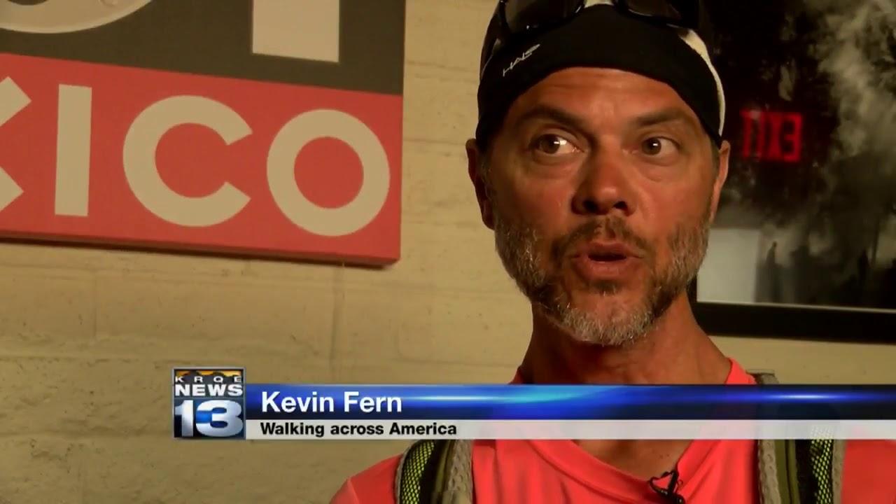 KRQE Albuquerque, NM News Feature – Kevin's IV Pole