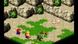 Super Mario RPG Getting the Sheep Attack Item