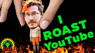 I ROAST MORE YOUTUBERS - No One is Safe!   Happy Room (Part 2)