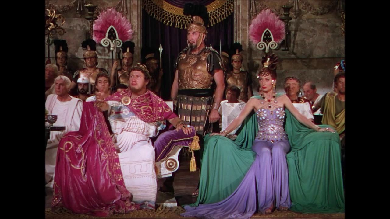"Download Nero kills Christians - ""Quo Vadis"" - Deborah Kerr"