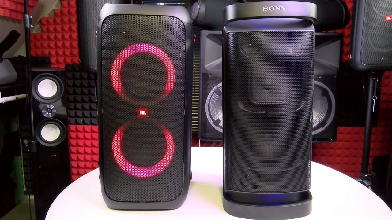 Sony SRS-XP700 VS JBL PartyBox 310 - Which Speaker Is Worth $450?