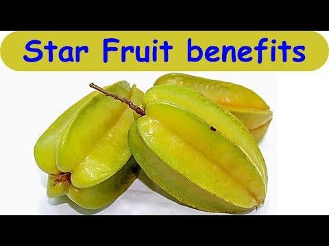 Star Fruit or Carambola Top 10 Health Benefits | Nutritional Facts of Star fruit (Kamrakh)