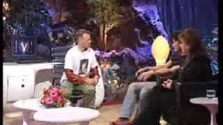Morten Harket on Graham Norton show