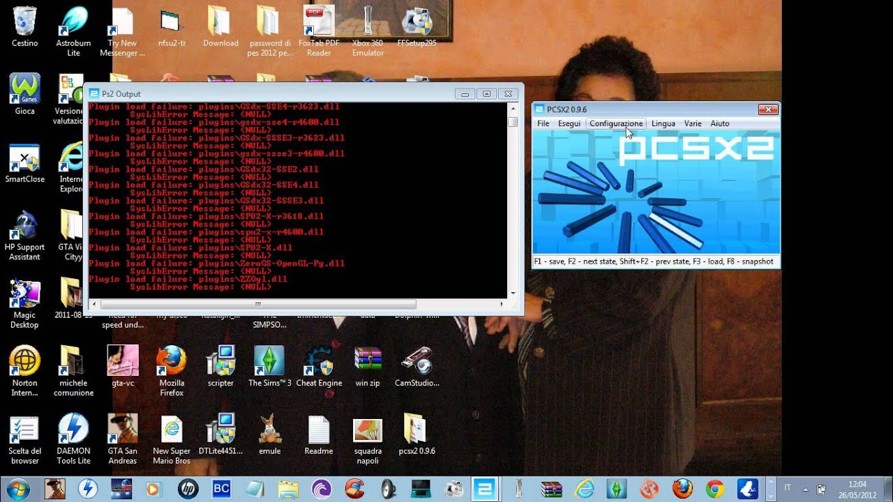 SUR 0.9.6 TÉLÉCHARGER PC LOGICIEL PCSX2
