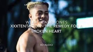 Download lagu XXXTentacion - The remedy for a broken heart 8D Audio (Wear Headphones)