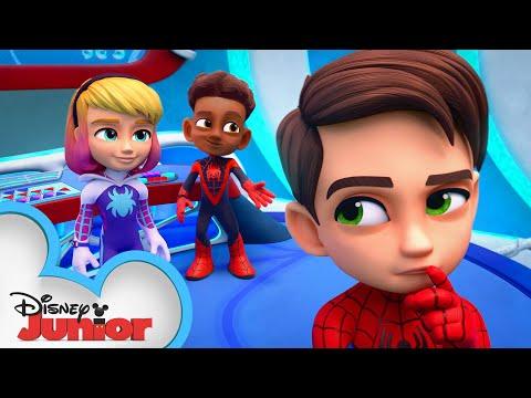 WEB-STER | Marvel's