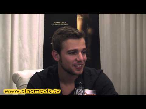 Max Thieriot On Kissing Jennifer Lawrence OnSet