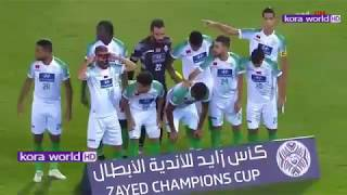 Raja Casablanca (MOROCCO) vs Ismaily SC (EGYPT) – Highlights 2018 - FULL SCREEN