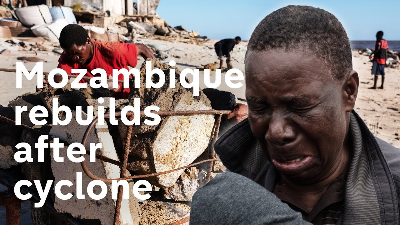 Mozambique rebuilds after Cyclone Idai