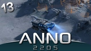 ANNO 2205 Gameplay - Fusion Reactor Preparation #13