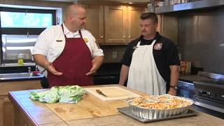 Cooking With Fire - Lexington Fire Department