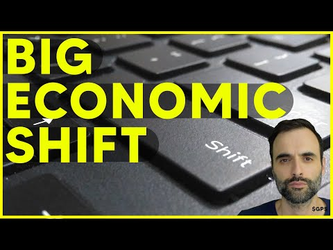 The Economic Shift People Are NOT Ready For! It's Going on Right Now!