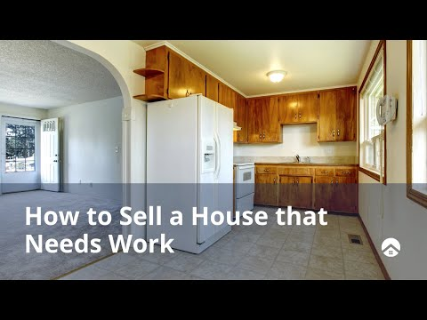 How to Sell a House that Needs Work Without a Complete Overhaul