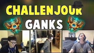 Random Pros Stream Moments #19- CHALLENJOUR GANKS!