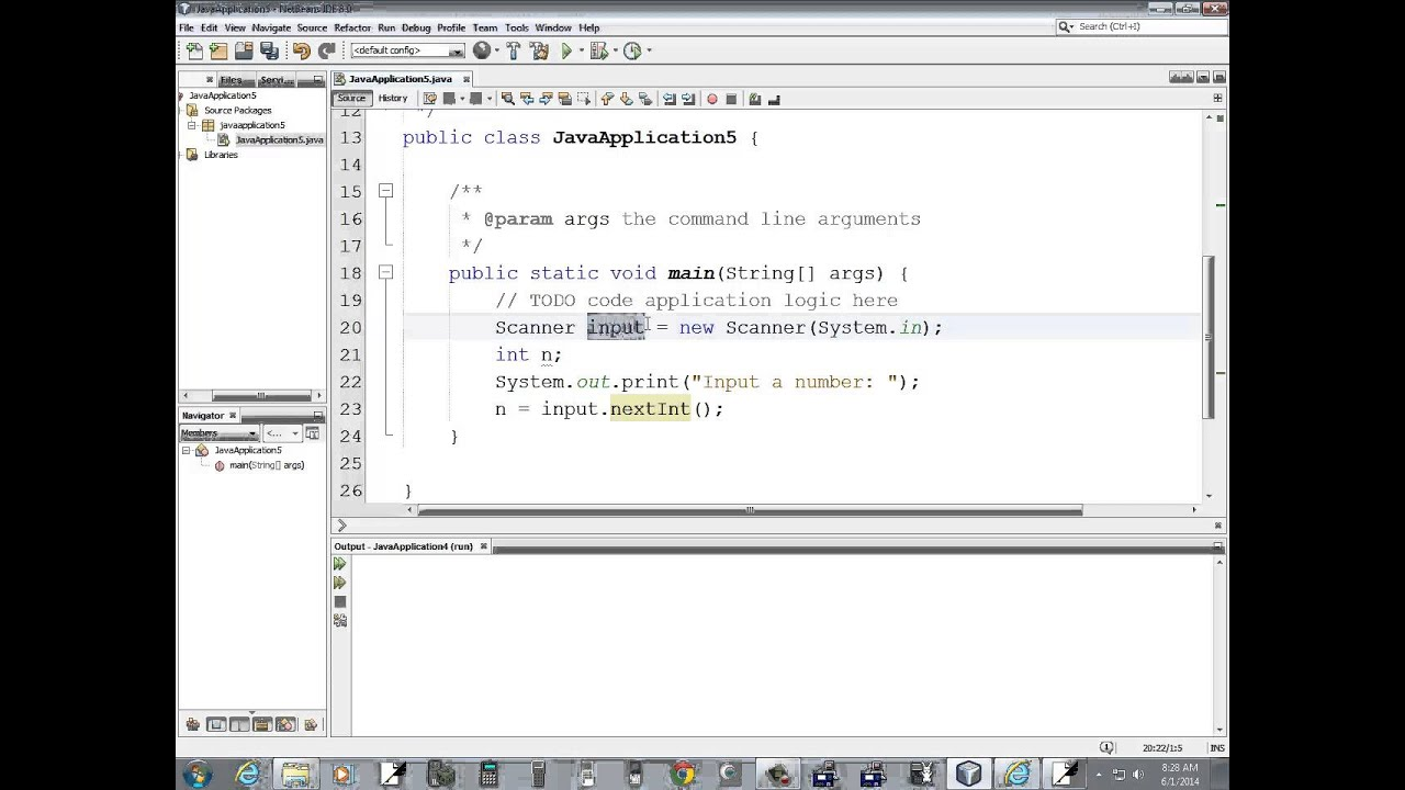Java Programming - Recursion - Factorial Example - YouTube