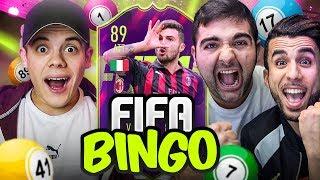 🎱 FIFA BINGO con FUTURE STARS!!! - ENRY LAZZA vs OHM & T4TINO23 | FIFA 19 ITA