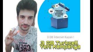 Turkcell 3 Gb Kampanya