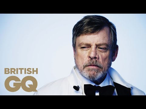 Mark Hamill on playing Luke Skywalker in Star Wars: The Last Jedi | British GQ