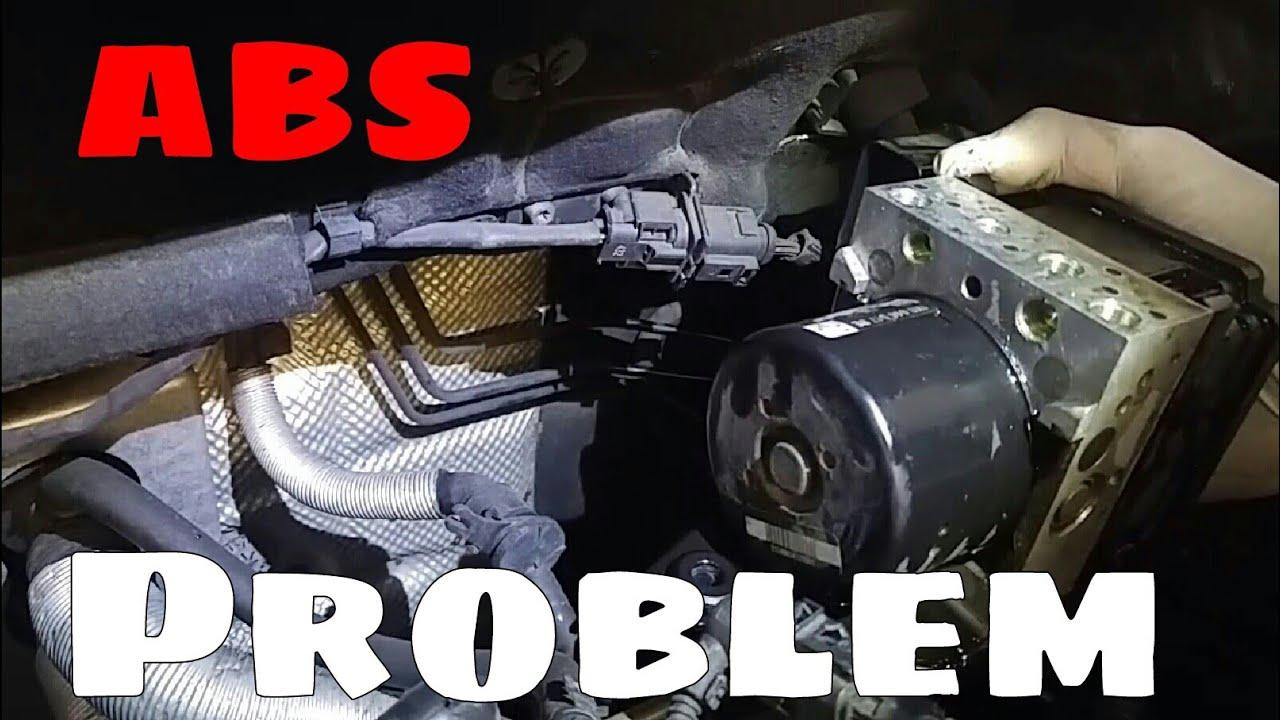 VW Scirocco R >> VW ABS wymiana pompy . Akcja serwisowa ABS. Golf mk5 Golf ...