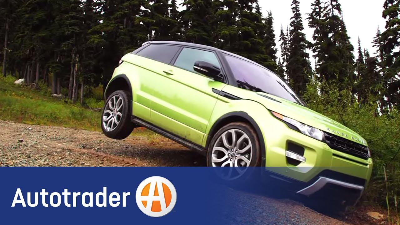 Land Rover Range Rover Evoque SUV New Car Review - Cheap range rover insurance