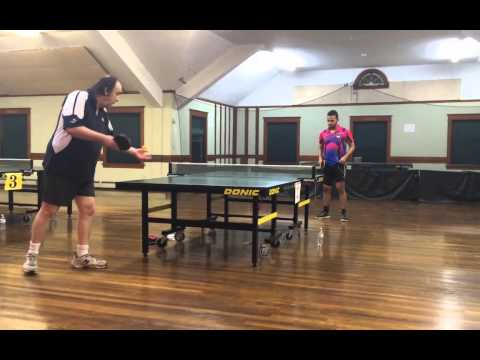 2015 RITTA Winter Open (Final): Richard DeWitt vs. Juan Antonio Vila