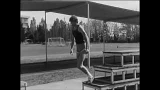 Vertical Jump: Russian Plyometrics Compilation for High Jumpers