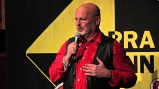 Thomas Oredsson Stand up - Mellanson och flogiston