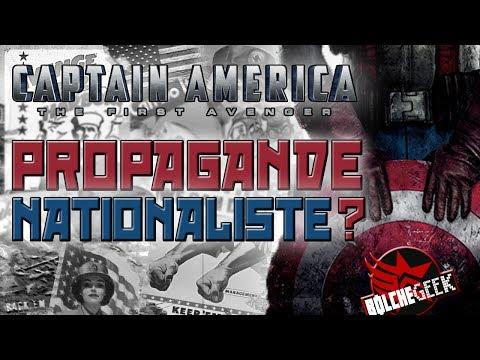 [HS] Captain America : Film de propagande nationaliste ?