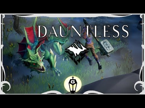 So You Want To Be A Monster Hunter | Let's Try Dauntless (Beta Gameplay)
